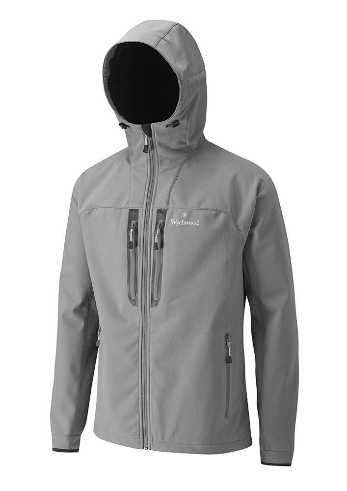 WYCHWOOD Grey Softshell Jacket