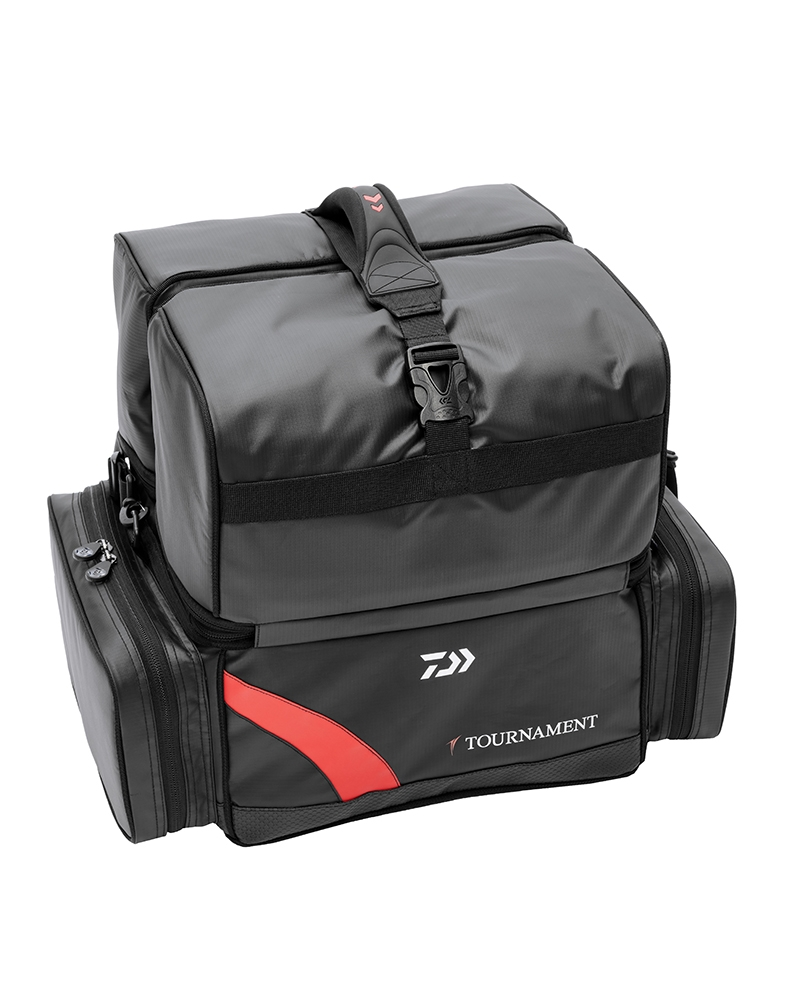 Daiwa Tournament Pro Cool and Tackle Bag