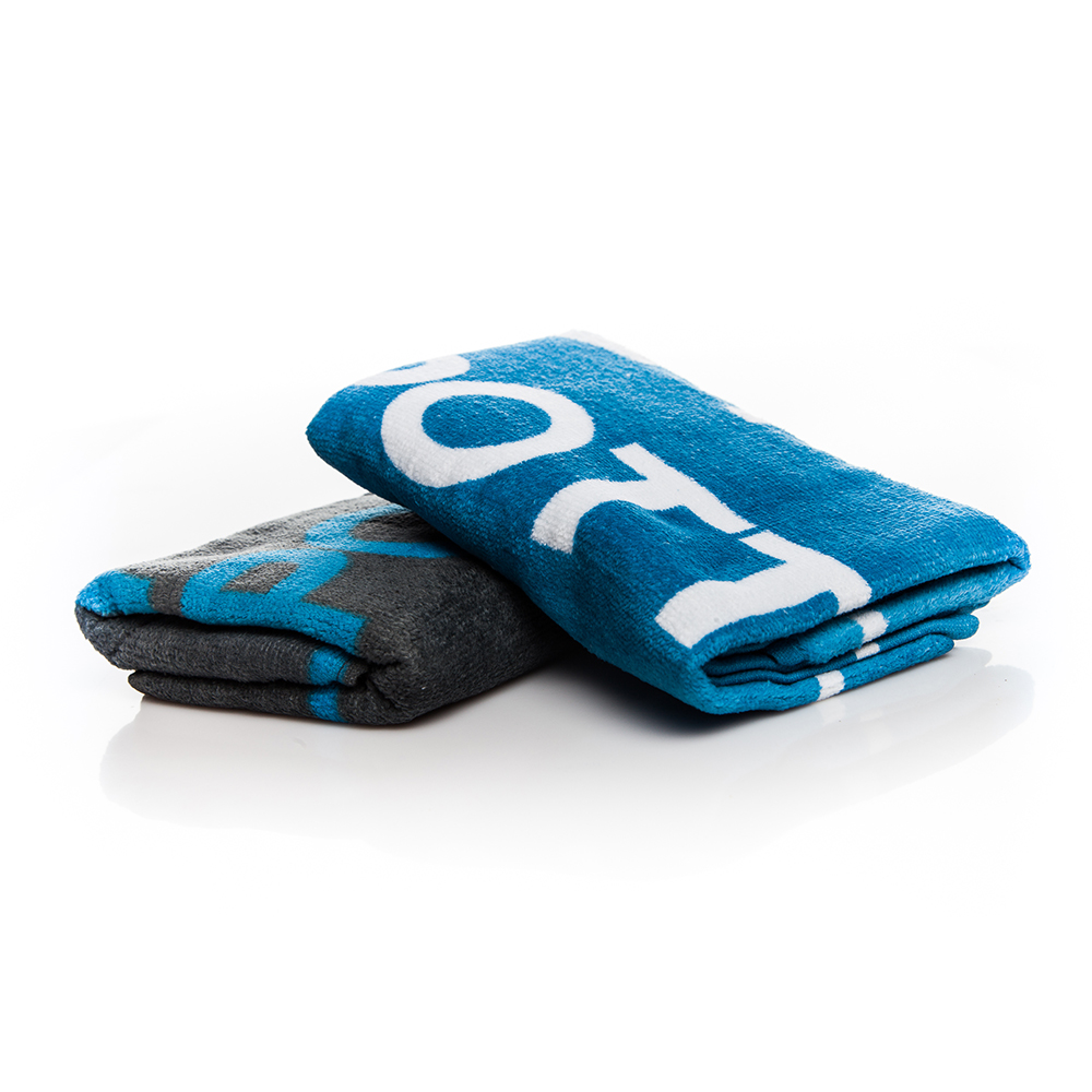 Spotted Fin Towel