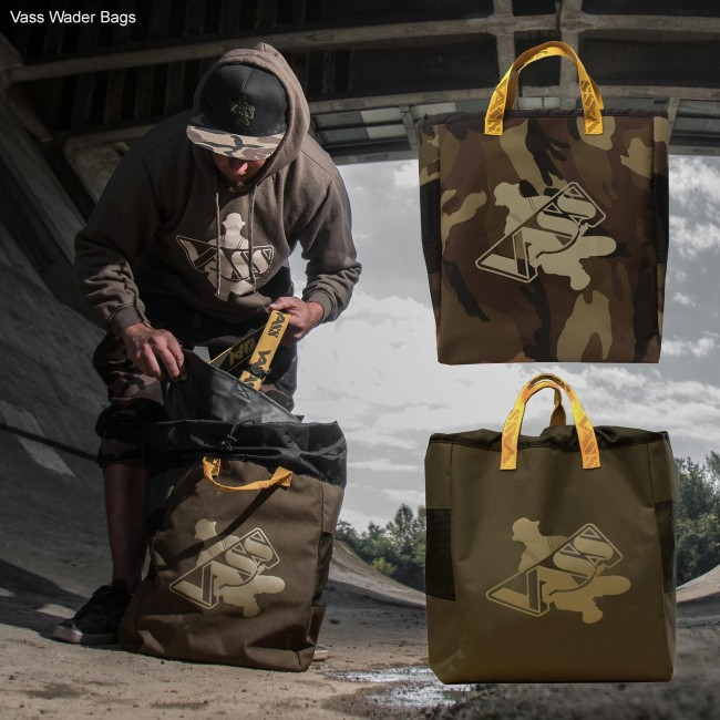 Vass Wader Bag