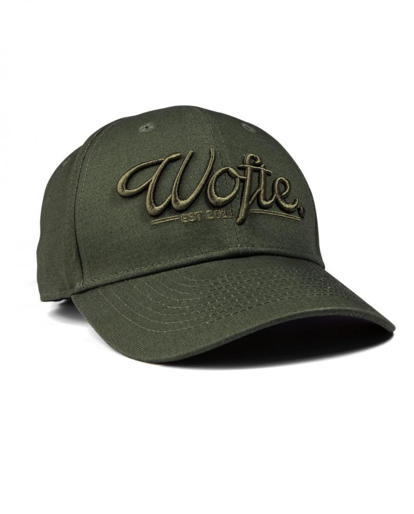 Wofte Olive Trad Cap