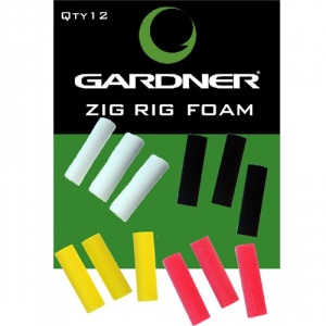 Gardner Zig Rig Foam Pack 12