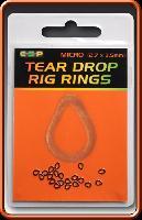 E-S-P Teardrop Rig Rings x 20