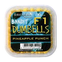 Drennan F1 Dumbells Pineapple Punch