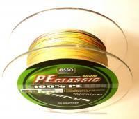 Asso PE Classic Multi Braid 300m