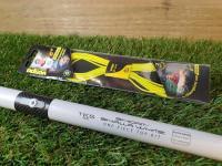 MAP TKS F1 Shalla Grey Pulla Kit and Elastic Bundle Vespe Yellow Hollow
