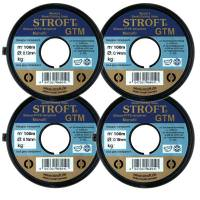 Stroft GTM Fishing Line Popular Size Bundle