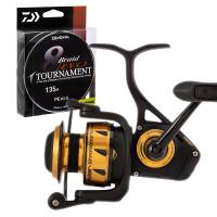 Penn Spinfisher VI 4500 Reel and Braid