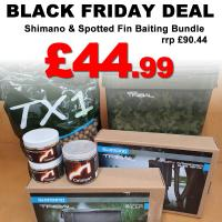 Shimano and Spotted Fin Baiting Bundle