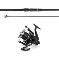 Nash Nash Pursuit Rods Abbreviated - 12ft - 3.5lb Special PLUS Shimano Ultegra 14000 XTD