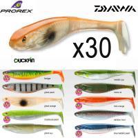 Prorex Classic Shad 10cm Soft Lures x 30