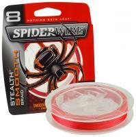 Spiderwire Stealth Smooth 8 Braid 150m - 0.14mm - 12.5kg - Red
