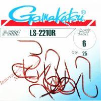 Gamakatsu LS-2210 Red Hooks