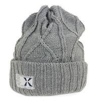 Shimano Cable Grey Knit Hat