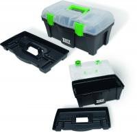 Zebco Exo Green Tool Box