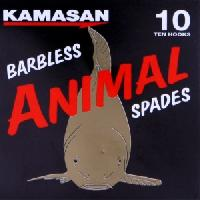 kamasan-animal-spade-barbless