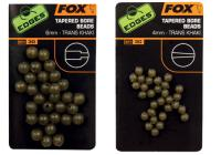 fox-edges-tapered-bore-beads