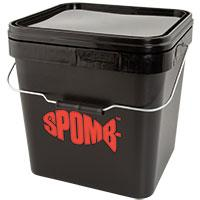 Spomb 17l Square Bucket