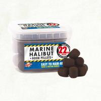 Dynamite Carp & Catfish Hook Pellets 22mm - Marine Halibut