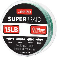 LEEDA Super Braid 150yds