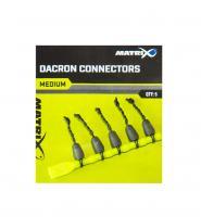 matrix-dacron-connectors