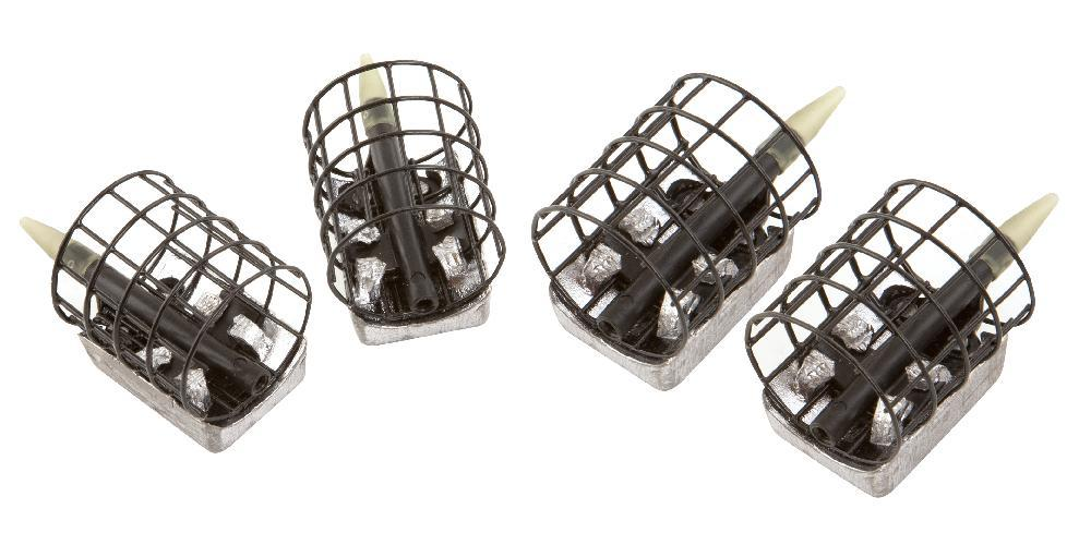 NuFish Zippla Riser Cage Feeder Distance Feeders All Sizes Coarse Match Fishing