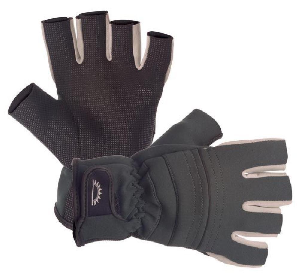 sundridge-hydra-fingerless-green-neoprene-gloves