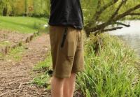Korda Kore Olive Jersey Shorts