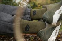 Korda Merino Wool Olive Socks