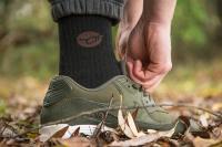 Korda Merino Wool Black Socks