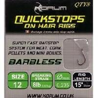 korum-quickstops-on-hair-rigs-barbless