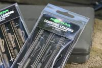 Korda Leadcore Leaders - Hybrid Lead Clip QC Swivel