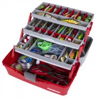 Flambeau Classic Tackle Box 3 Tray