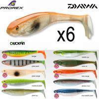 Prorex Classic Shad 10cm Soft Lures x 6