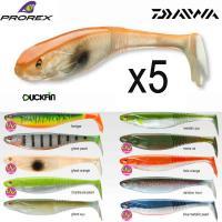 Prorex Classic Shad 15cm Soft Lures x 5