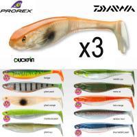 Prorex Classic Shad 25cm Soft Lures x 3
