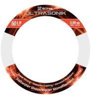 Sonik Ultrasonik Shock Leader 150m Orange 50lb 0.65mm