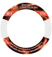 Sonik Ultrasonik Shock Leader 150m Orange 60lb 0.70mm