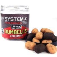 SSP Baits Hookbaits Mixed 16mm Dumbell