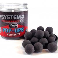 SSP Baits Hookbaits Dark 16mm Pop Ups