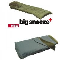 Trakker Big Snooze + Sleeping Bag & Cover Offer