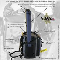 Vass Dry Fishing Rucksack Edition 3